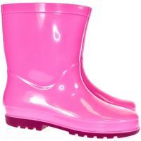 Topánky Chlapci Snehule  Bbs Detské ružové gumáky BINI ružová
