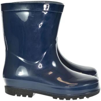 Topánky Chlapci Gumaky Bbs Detské tmavo-modré gumáky BINI tmavomodrá