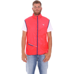 Oblečenie Muži Cardigany Diadora 102174986 Ružová