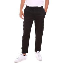 Oblečenie Muži Nohavice Sseinse PSE736SS čierna
