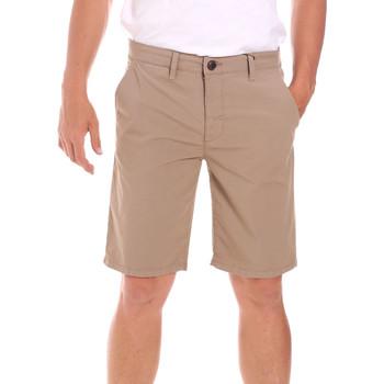 Oblečenie Muži Šortky a bermudy Lumberjack CM80648 002EU Béžová