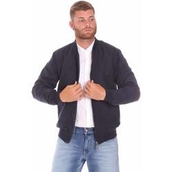 Oblečenie Muži Bundy  Sseinse GBE703SS Modrá