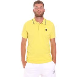 Oblečenie Muži Polokošele s krátkym rukávom Refrigiwear RM0T24000PX9032 žltá