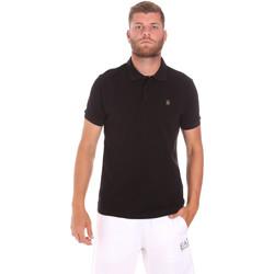 Oblečenie Muži Polokošele s krátkym rukávom Refrigiwear RM0T25900PQ9002 čierna