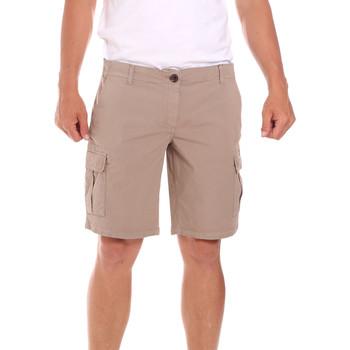 Oblečenie Muži Šortky a bermudy Lumberjack CW80748 002EU Béžová