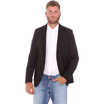 Oblečenie Muži Saká a blejzre Sseinse GAE701SS čierna