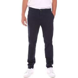 Oblečenie Muži Nohavice Lumberjack CM80647 006EU Modrá