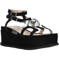Topánky Ženy Sandále Apepazza S0CHER01/DIA čierna