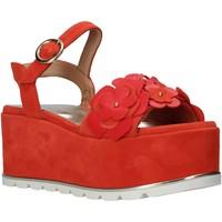 Topánky Ženy Sandále Docksteps DSE104886 Oranžová