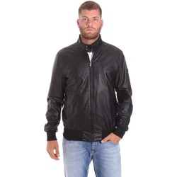 Oblečenie Muži Bundy  Lumberjack CMB3124 001EU čierna