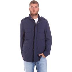Oblečenie Muži Parky Lumberjack CM68821 002EU Modrá