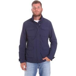 Oblečenie Muži Bundy  Lumberjack CW68821 002EU Modrá