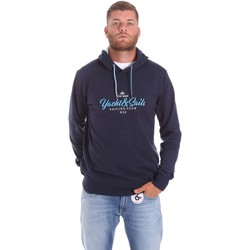Oblečenie Muži Mikiny Key Up 2F453 0001 Modrá