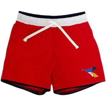 Oblečenie Deti Plavky  Diadora 102175897 Červená