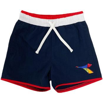 Oblečenie Deti Šortky a bermudy Diadora 102175897 Modrá