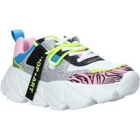 Topánky Ženy Nízke tenisky Shop Art SA050144 Ružová