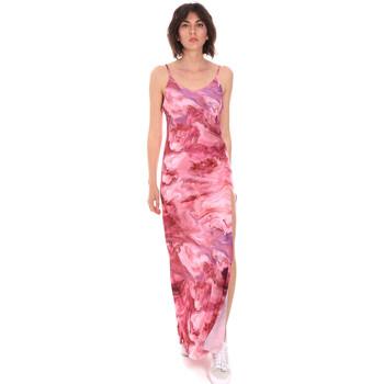 Oblečenie Ženy Dlhé šaty Me Fui M20-0958X1 Ružová