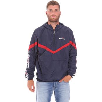 Oblečenie Muži Bundy  Diadora 502175815 Modrá