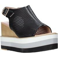 Topánky Ženy Sandále Onyx S20-SOX757 čierna
