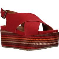 Topánky Ženy Sandále Onyx S20-SOX753 Červená