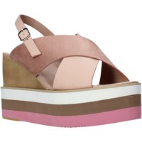 Topánky Ženy Sandále Onyx S20-SOX758 Ružová
