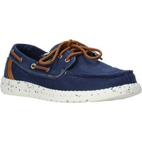 Topánky Muži Mokasíny U.s. Golf S20-SUS121 Modrá