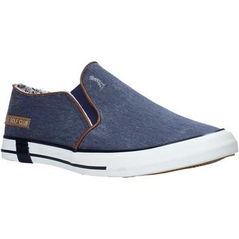 Topánky Muži Slip-on U.s. Golf S20-SUS109 Modrá