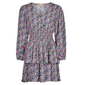Oblečenie Ženy Krátke šaty Moony Mood PAPIS Ružová