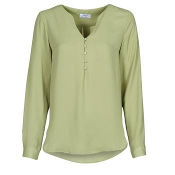 Oblečenie Ženy Blúzky Betty London PISSINE Zelená olivová