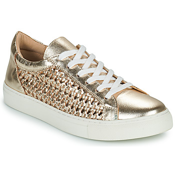 Topánky Ženy Nízke tenisky Cosmo Paris WELLY Zlatá