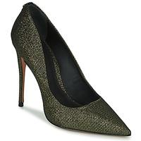 Topánky Ženy Lodičky Cosmo Paris AELIA 2 Čierna / Zlatá