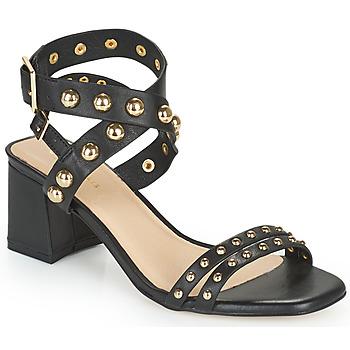 Topánky Ženy Sandále Cosmo Paris HARLA Čierna