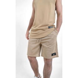 Oblečenie Muži Šortky a bermudy Sixth June Short  Mesh beige