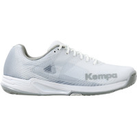 Topánky Ženy Indoor obuv Kempa Chaussures femme  Wing 2.0 blanc/gris froid
