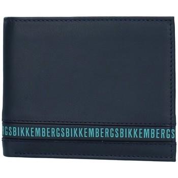 Tašky Muži Peňaženky Bikkembergs E2BPME2D3043 BLUE