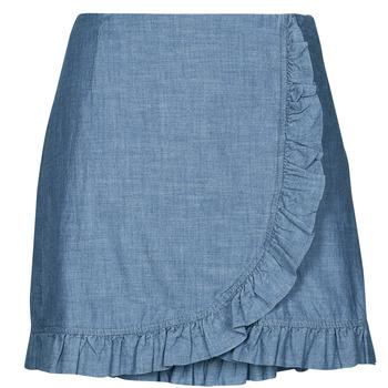 Oblečenie Ženy Sukňa Vero Moda VMAKELA Modrá