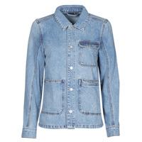 Oblečenie Ženy Džínsové bundy Vero Moda VMSMILLA Modrá