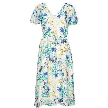 Oblečenie Ženy Dlhé šaty Vero Moda VMJASMINE Viacfarebná