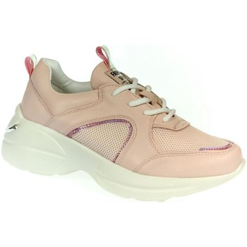 Topánky Ženy Nízke tenisky Pur Dámske ružové tenisky PURLINA BONILLA ružová