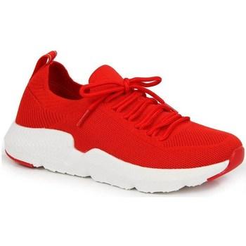 Topánky Ženy Nízke tenisky American Club INT1099C Červená