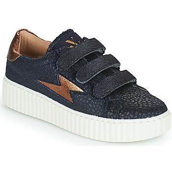 Topánky Ženy Nízke tenisky Vanessa Wu MISTRAL Modrá