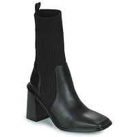 Topánky Ženy Čižmičky Vanessa Wu SIMOUN Čierna