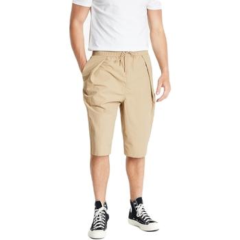 Oblečenie Šortky a bermudy Converse Shapes Triangle Béžová