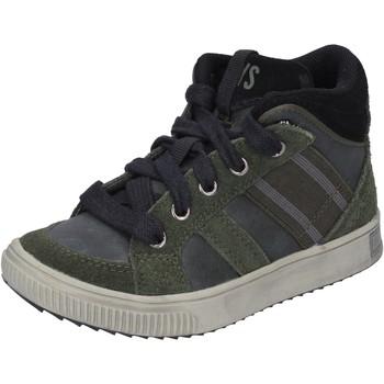 Topánky Chlapci Členkové tenisky California Xboys BH483 Zelená