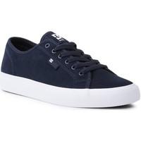 Topánky Muži Skate obuv DC Shoes DC Manual S ADYS300637-DNW navy