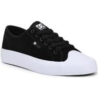 Topánky Muži Nízke tenisky DC Shoes Manual RT S Čierna