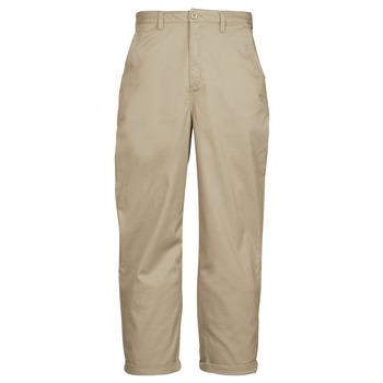 Oblečenie Muži Nohavice Chinos a Carrot Vans AUTHENTIC CHINO SLIM PANT Béžová
