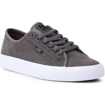 Topánky Muži Nízke tenisky DC Shoes Manual S Sivá