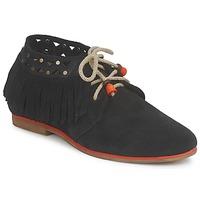 Topánky Ženy Polokozačky Koah YASMINE čierna