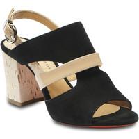 Topánky Ženy Sandále Barbara Bui N 5239 SC 10 nero